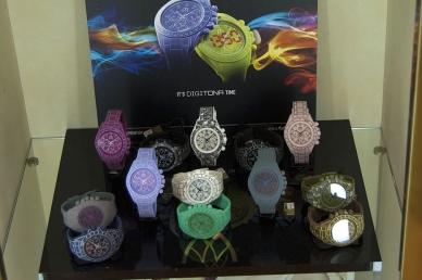 Digitona - Relojes